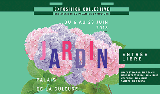 Exposition collective : Jardin