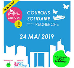 Course Enfant sans cancer city