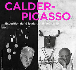 Exposition Calder Picasso