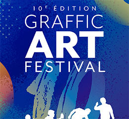 10e Edition du Graffic Art festival