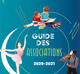 Demandez le Guide des associations