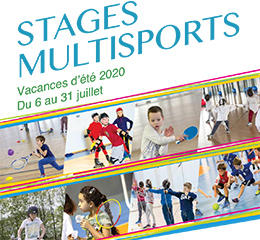Stages multisports été 2020