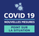 Point sur la situation COVID 20-03-21