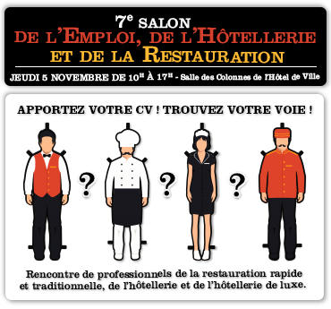 Agenda mairie de puteaux for Salon hotellerie restauration
