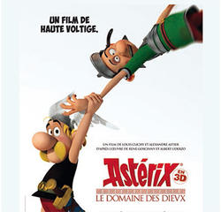 Projection Astérix