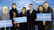 Label ville active et sportive