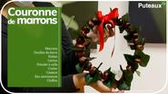 DIY - Couronne de marrons
